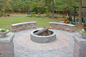 Johnson Concrete Products Distinctive Hardscapes